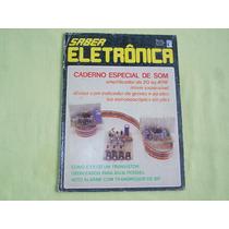 Revista Saber Eletrônica N. 177 - 1987