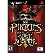 Pirates Legend Of The Black Buccaneer -ps2