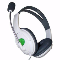 Fone De Ouvido Headset Microfone Xbox360 Fifa 2014 Online