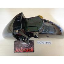 Moto 2406 Paralama Dianteiro Biz 100 Ano 2005 Verde Wester