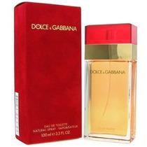 Perfume Dolce & Gabbana Tradicional Vermelho 100ml Original