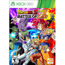 Dragon Ball Z Battle Of Z. Em Português. Novo .xbox 360