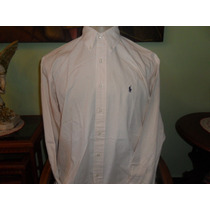 Camisa Social Ralph Lauren Model Blake 100% Algodão Original