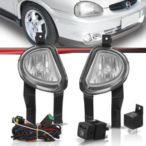 Kit Farol Milha Corsa Pick Up Corsa Wagon Sedan 00 01 02