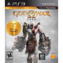 God Of War Saga 5 Jogos Mídia Física Ps3