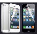 Películas Para Iphone 5 5s Frente E Verso Clear Ou Fosca.