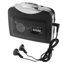 Pen Drive Cassette Player Mp3 Conversor - Entrega Imediata