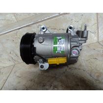 Compressor Cvc Dephi Peugeot 206/207 Hoggar Citroen C3