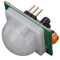 Sensor De Presença E Movimento Arduino Ou Pic Com Cabos
