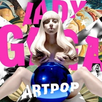 Lady Gaga - Artpop Edition Deluxe [cd+dvd] Uk - Frete Gratis