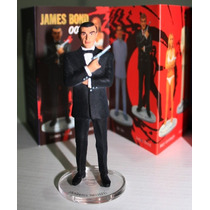 Sean Connery ' Corgi Icon' Escultura James Bond 007 Raridade