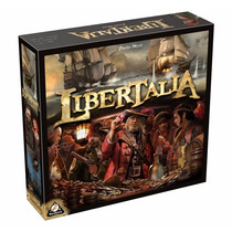 Libertalia Board Game - Jogo Importado - Asmodee