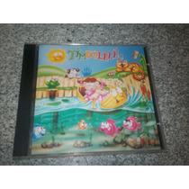 Cd - Timdolele Volume 2 Musicas Infantil