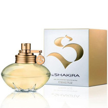 Perfume S By Shakira 80ml 100% Original