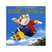 Cd Stuart Little 2 (music From And Inspired Soundtrack