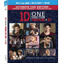 Blu-ray 3d One Direction: This Is Us (+dvd) [eua] Lacrado