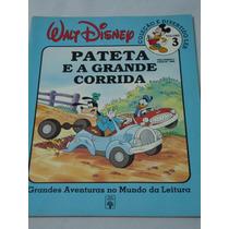 Pateta A Grande Corrida 3, Walt Disney Coleção Divertido Ler