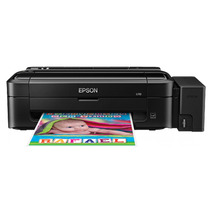 Impressora Epson L110 C Bulk Ink Ori 400ml Tinta Fotográfica
