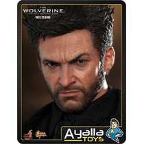 Hot Toys - Wolverine Imortal Wolverine - Hugh Jackson X Men