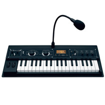 Korg Microkorg Xl+ Plus Teclado Sintetizador Com Microfone