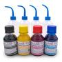 Kit Promocional 400ml De Tinta Pigmentada Para Hp Série Pro