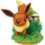 Estatua Eevee Pokemon Premialive 2013 Ufo Game Catcher Prize