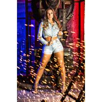 Shorts Rhero Lançamento 2016 Nicole Bahls