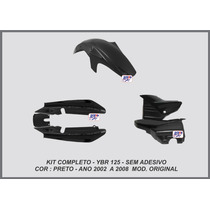 Carenagem Ybr 125 Kit Completo