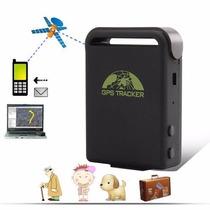 Mini Escuta Espião Gsm A8 Gps Rastreador Função Sos Veículos