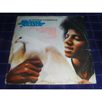 Lp - Michael Jackson - Os Grandes Sucessos