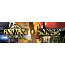 Euro Truck Simulator 2 + Expansão Going East Original