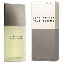 Issey Miyake L Eau D Issey Pour Homme Edt Perfume Masc 125ml