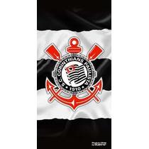 Toalha De Time De Futebol Do Corinthians Paulista