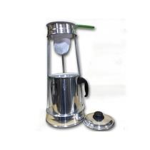 Suporte Coador De Café Com Bule Alumínio Mariquinha Mancebo
