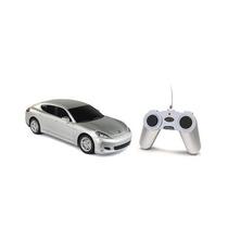 Carrinho Controle Remoto Porsche Panamera 7 Funções 1/24