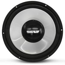 Subwoofer Magnum Bass 12 Polegada 1300w Alto Falante Susp Bo