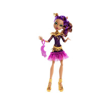 Monster High Clawdeen Wolf Black Carpet