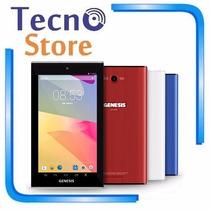 Tablet Genesis Gt-7402 Quad Core 1.5ghz Tela 7 8gb Wi-fi