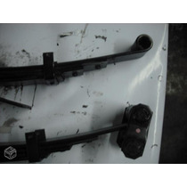Par Feixe De Mola Mitsubishi L200 Triton 3.2 Gls