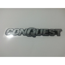 Emblema Resinado Conquest Montana Corsa Celta Astra