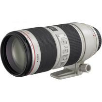 Lente Canon 70-200mm F/2.8l Is Ii Usm