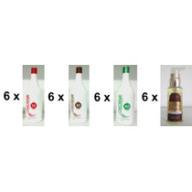 Kit Lánoly 6 X 20 V + 6 X 30 V + 6 X 40 V + 6 X Óleos Argan
