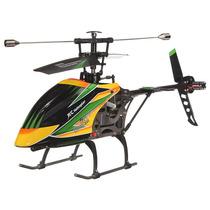 Helicóptero Rc Wltoys V912 4ch Gyro 2.4ghz