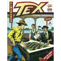 Gibi Almanaque Tex #34 - Mythos - Bonellihq