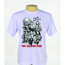 Camisa The Walking Dead