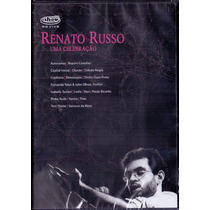 Dvd Renato Russo - Uma Celebração Multishow - Novo***