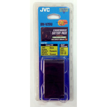 Bateria Lacrada P/ Câmera Jvc Bn-v20u C/ Nf + Pronta Entrega