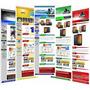 Templates Html Editáveis Anúncios Mercado Livre + Brindes