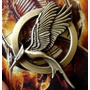 Broche Jogos Vorazes Hunger Games Catching Fire Em Chamas