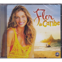 Flor Do Caribe Nacional Cd - Original/lacrado